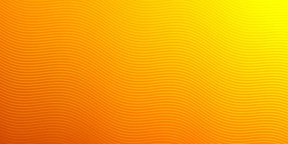 Abstract orange background - Geometric texture