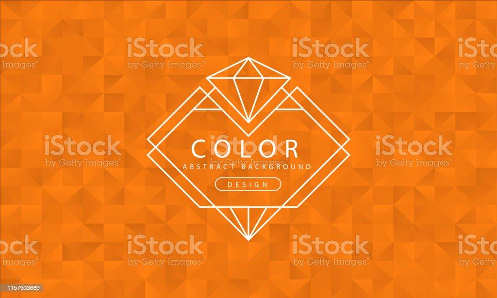Abstract Orange Background Orange Textures Banner Orange
