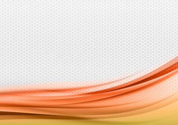 bildbanksillustrationer, clip art samt tecknat material och ikoner med abstract orange background - orange bakgrund