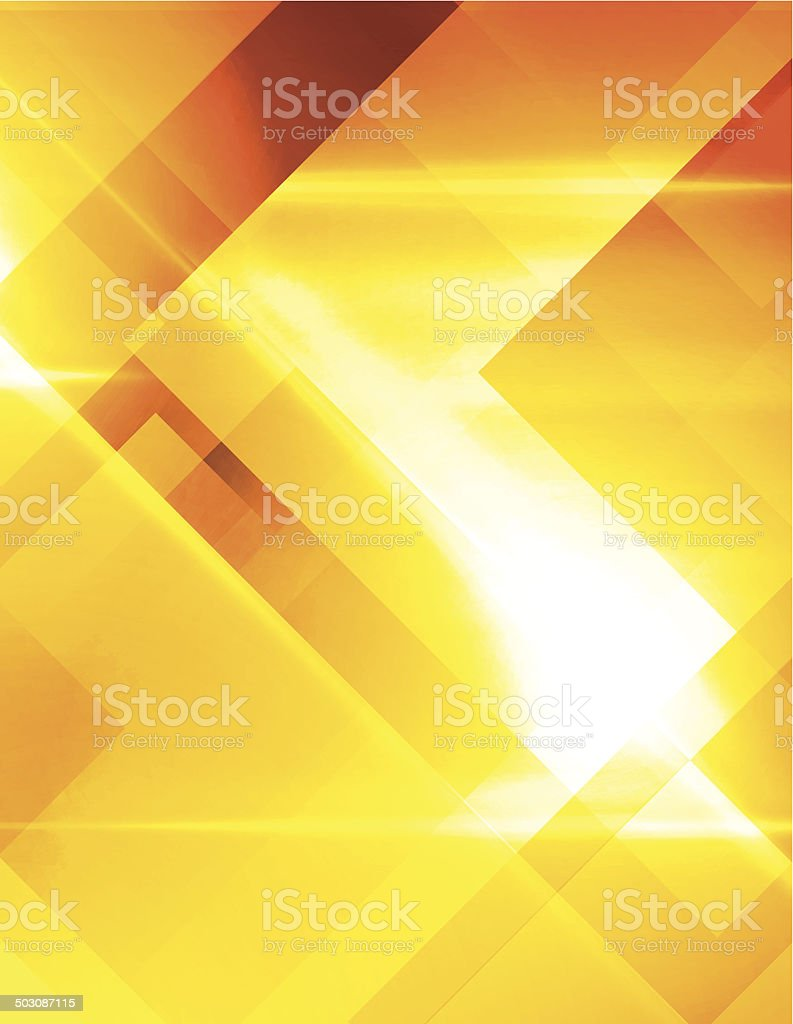 Abstract orange background royalty-free stock vector art