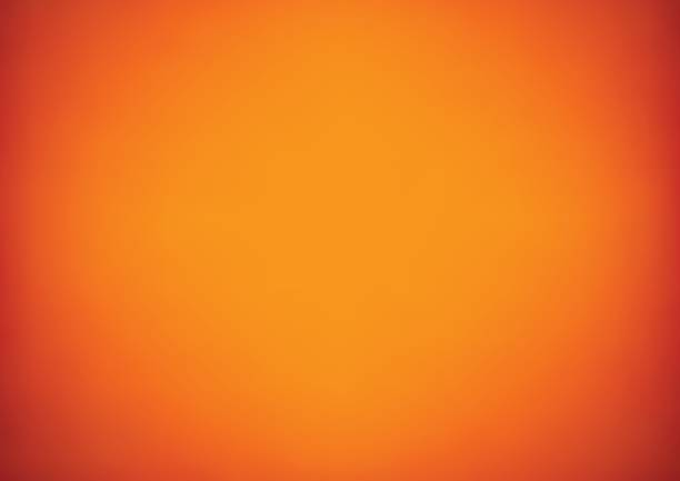 abstract orange background - orange color stock illustrations, clip art, cartoons, & icons