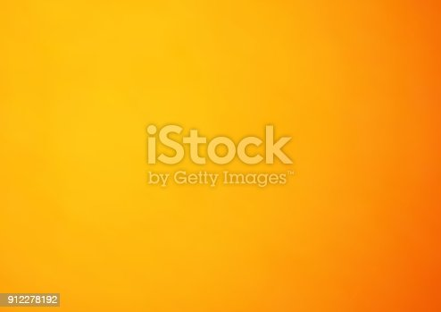 Abstract orange background, vector