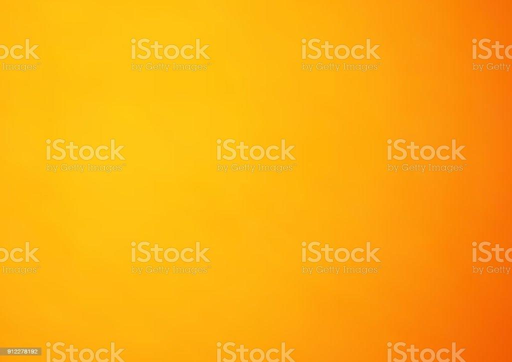 Abstract orange background, vector vector art illustration