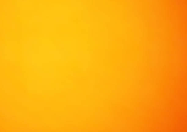 abstract orange background, vector - yellow stock illustrations