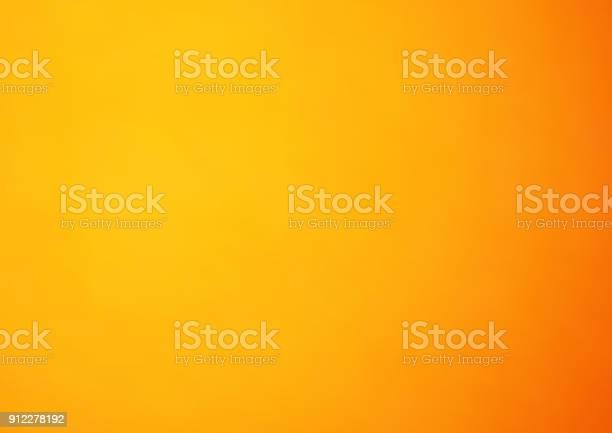 Abstract Orange Background Vector - Arte vetorial de stock e mais imagens de Abstrato