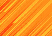 Abstract orange background with orange stripes.
