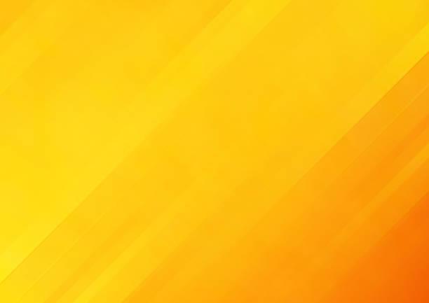 bildbanksillustrationer, clip art samt tecknat material och ikoner med abstrakt orange vektor bakgrund med ränder, kan användas för omslags design, affisch och reklam - orange bakgrund
