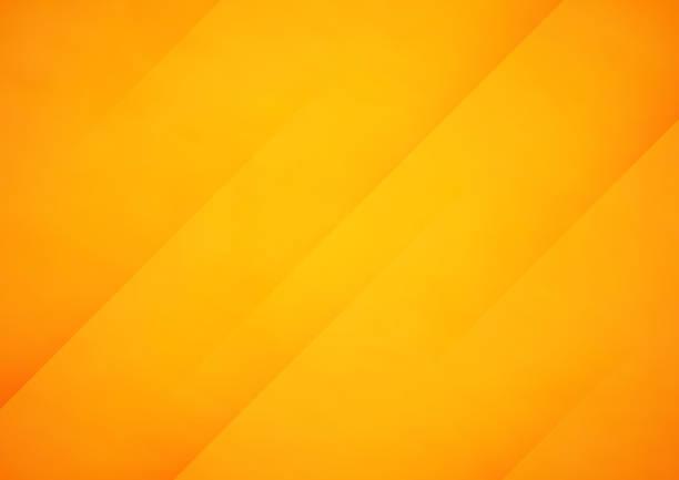 bildbanksillustrationer, clip art samt tecknat material och ikoner med abstrakt orange vektor bakgrund med ränder, kan användas för omslagsdesign, affisch och reklam - orange bakgrund