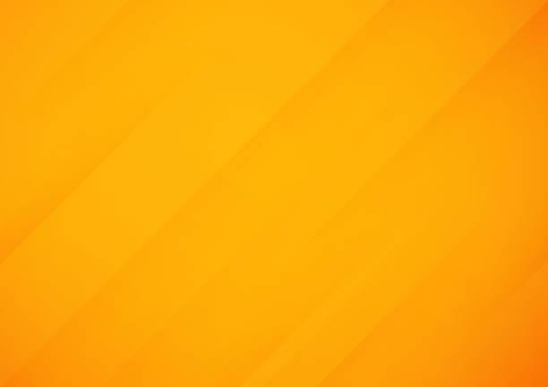 bildbanksillustrationer, clip art samt tecknat material och ikoner med abstrakt orange vector bakgrund med ränder - orange bakgrund