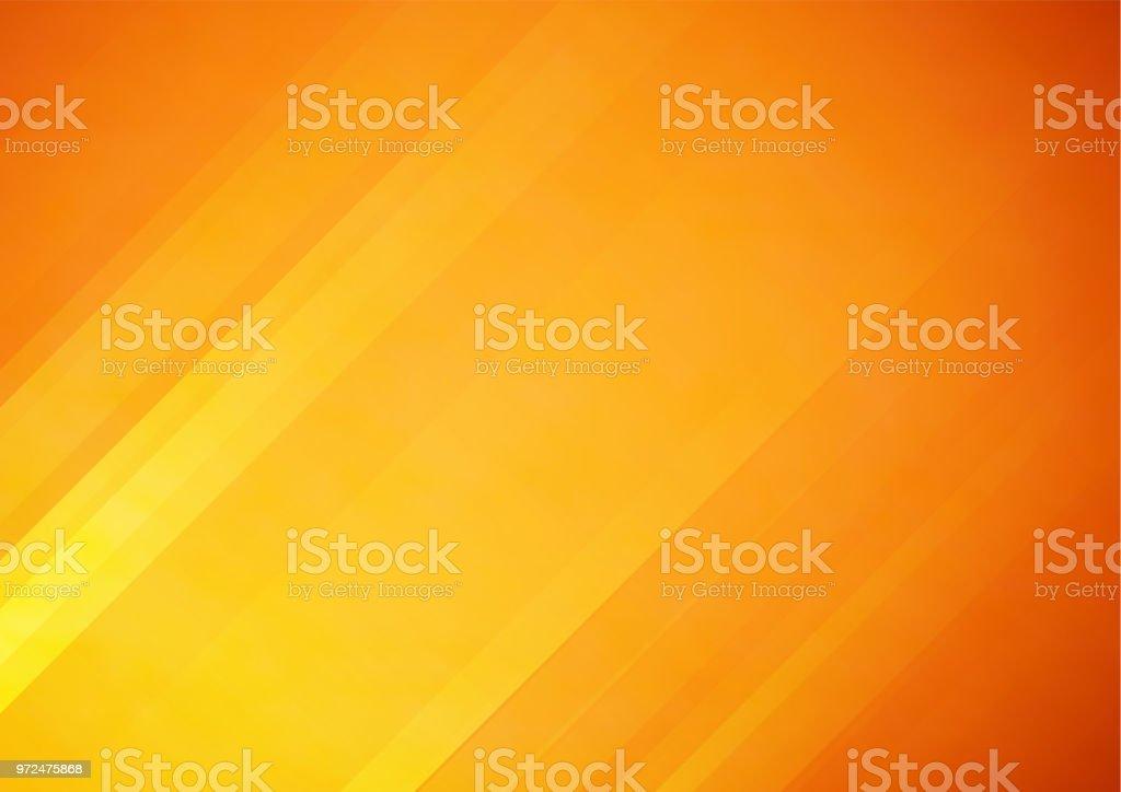 Abstract orange vector background with stripes abstract orange vector background with stripes - immagini vettoriali stock e altre immagini di arancione royalty-free