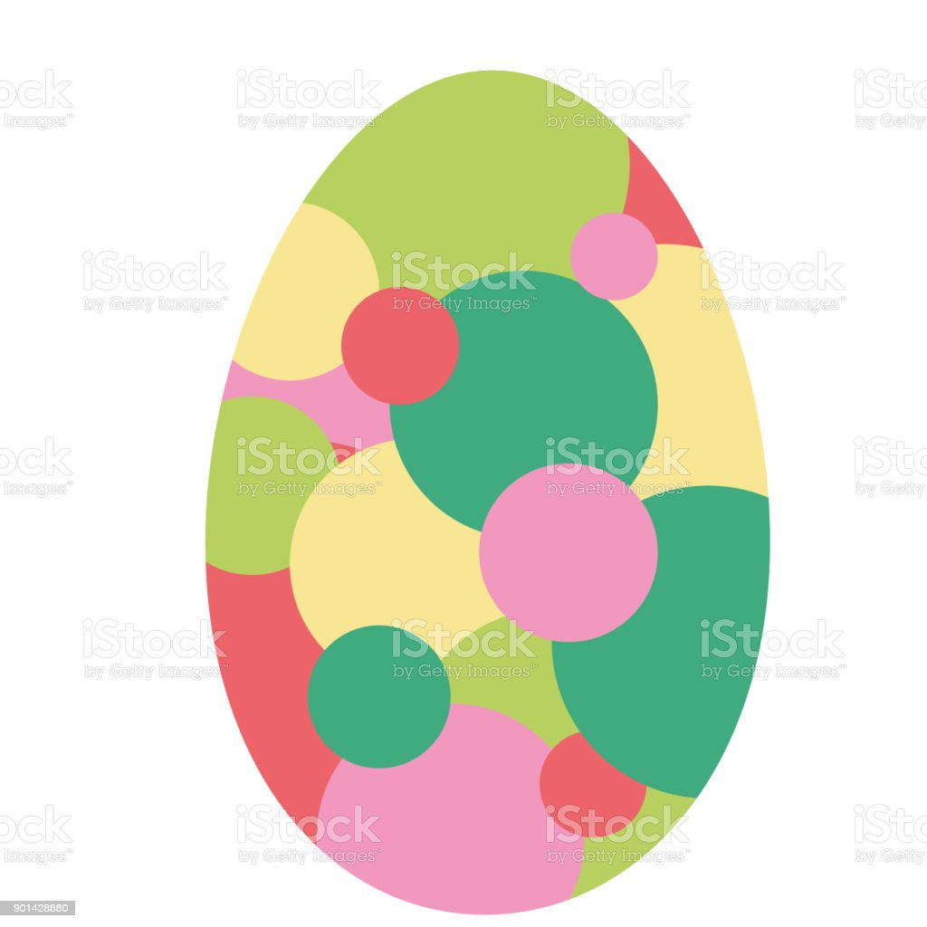 Abstract ornament on easter egg symbol of spring stock vector art abstract ornament on easter egg symbol of spring royalty free abstract ornament on easter buycottarizona