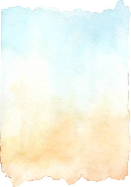 ilustraciones, imágenes clip art, dibujos animados e iconos de stock de gradiente de pintura abstracta - arena