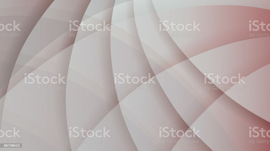 Abstract pale red and gray technology background vector art illustration