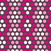 istock Abstract pattern in dots 1278916497