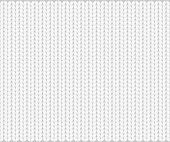 istock Abstract pattern of knitted texture, white yarn on gray background. Vector illustration, EPS10. 975712260