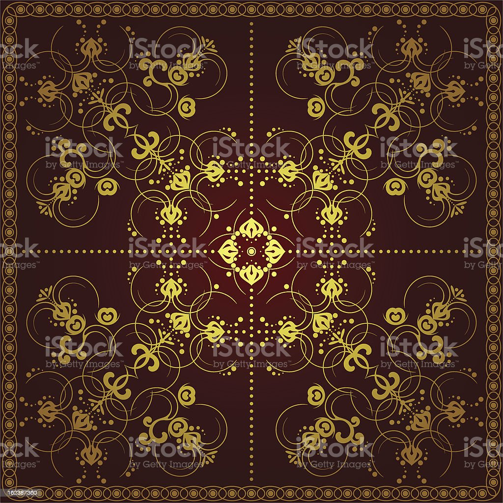 Abstract pattern. royalty-free stock vector art