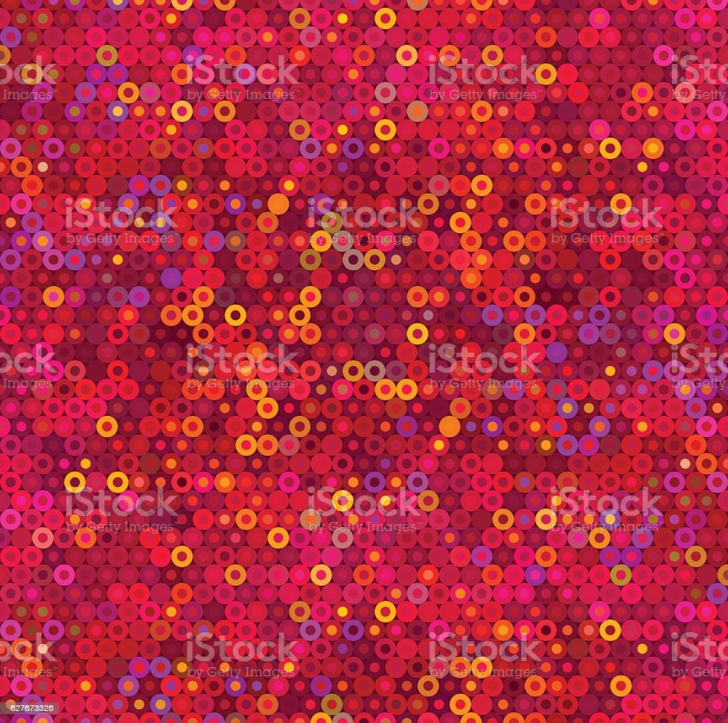 abstract pattern vector art illustration