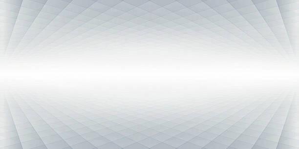 perspektywy banner, tło abstrakcyjne - horyzont stock illustrations