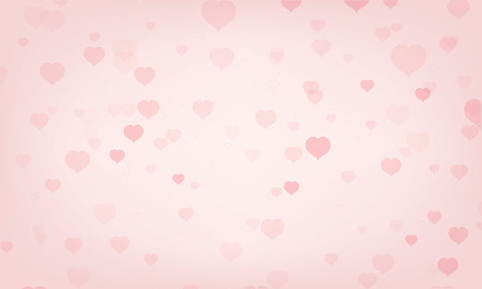 Abstract pink background, brochure or poster template. Valentines day, womans day or other event background.
