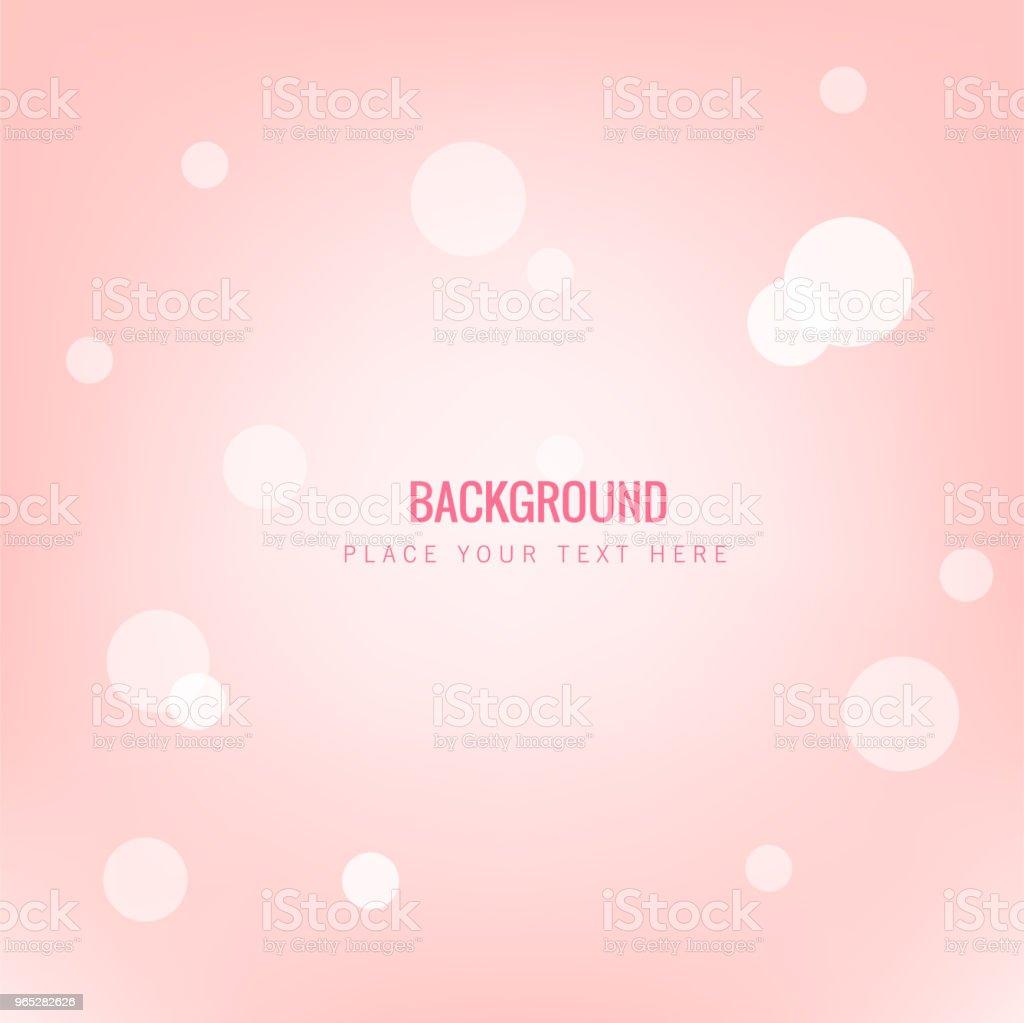 Abstract Pink Blur Light Pink Background Vector Image abstract pink blur light pink background vector image - stockowe grafiki wektorowe i więcej obrazów abstrakcja royalty-free