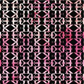 abstract pink pattern background for design.(ai eps10 with transparency effect)