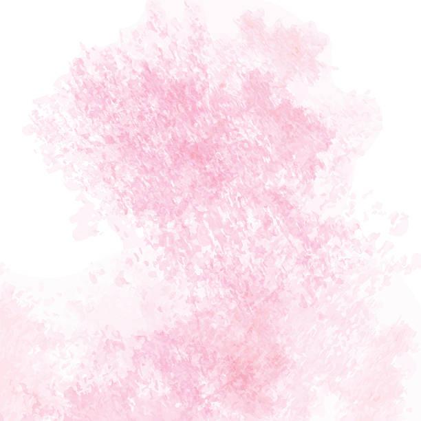 bildbanksillustrationer, clip art samt tecknat material och ikoner med abstract pink watercolor background - rosa bakgrund
