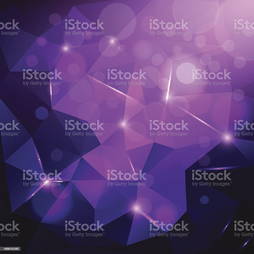 Abstract polygonal background royalty-free abstract polygonal background stock vector art & more images of abstract