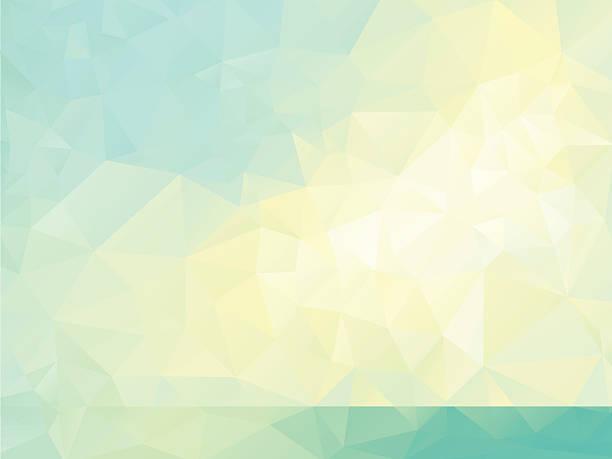 abstrakte polygonal hintergrund - mosaikglas stock-grafiken, -clipart, -cartoons und -symbole