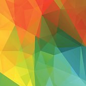 istock abstract  polygonal  background 538948789