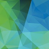 abstract polygonal background;eps10; zip includes aics2, high res jpg