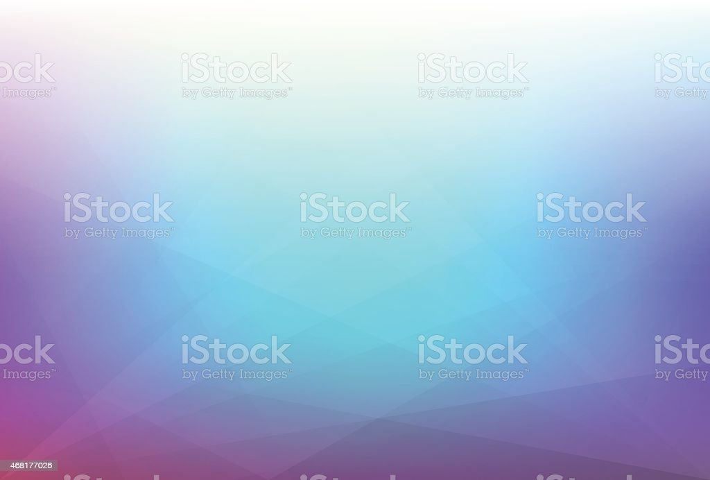 Abstract polygonal gradient pattern vector art illustration