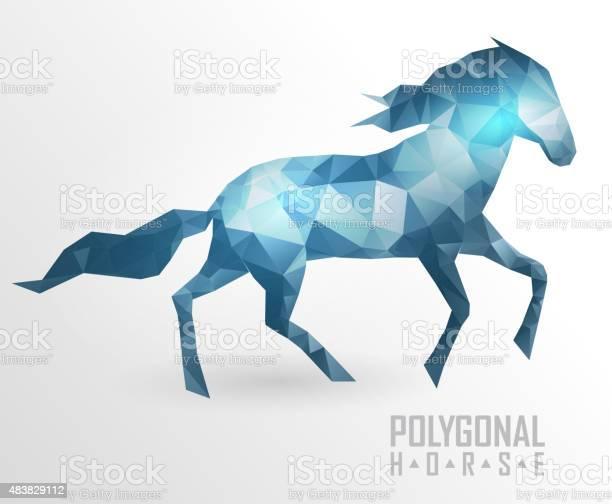 Abstract polygonal horse geometric hipster illustration vector id483829112?b=1&k=6&m=483829112&s=612x612&h=9orslmqaectjj2lxsq9e2l pozgxtksllp5masggxws=