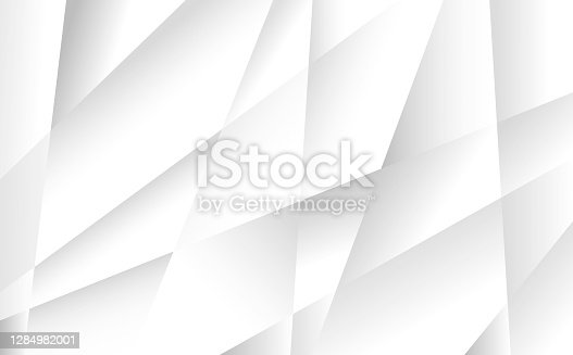 istock Abstract Polygonal Shattered Background 1284982001