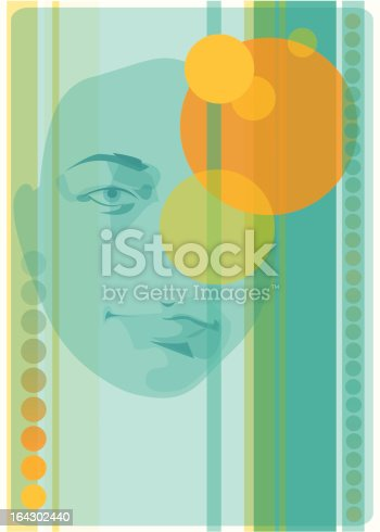 624717328istockphoto Abstract Portrait 164302440