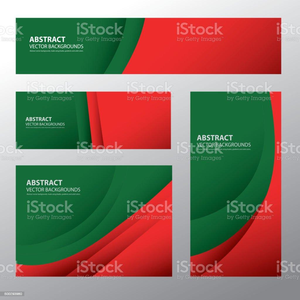Abstrato Bandeira de Portugal, português cores (arte vectorial - ilustração de arte vetorial