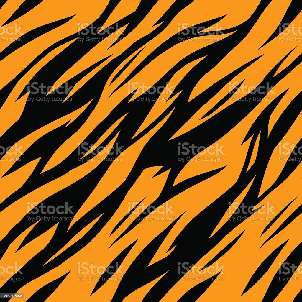 Abstract print animal seamless pattern vector art illustration