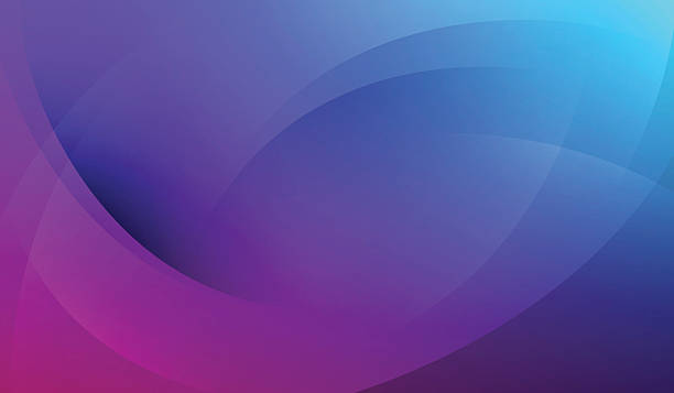 bildbanksillustrationer, clip art samt tecknat material och ikoner med abstract purple and blue swirl background - kulle