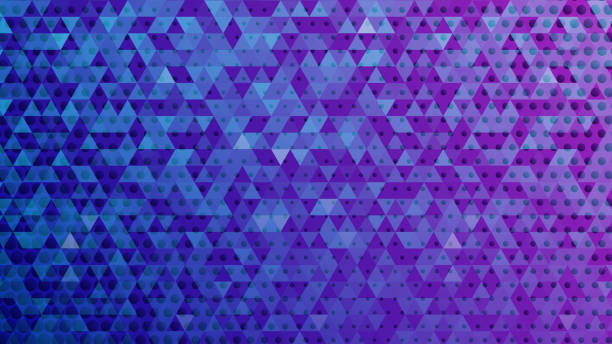 Abstract purple background vector art illustration