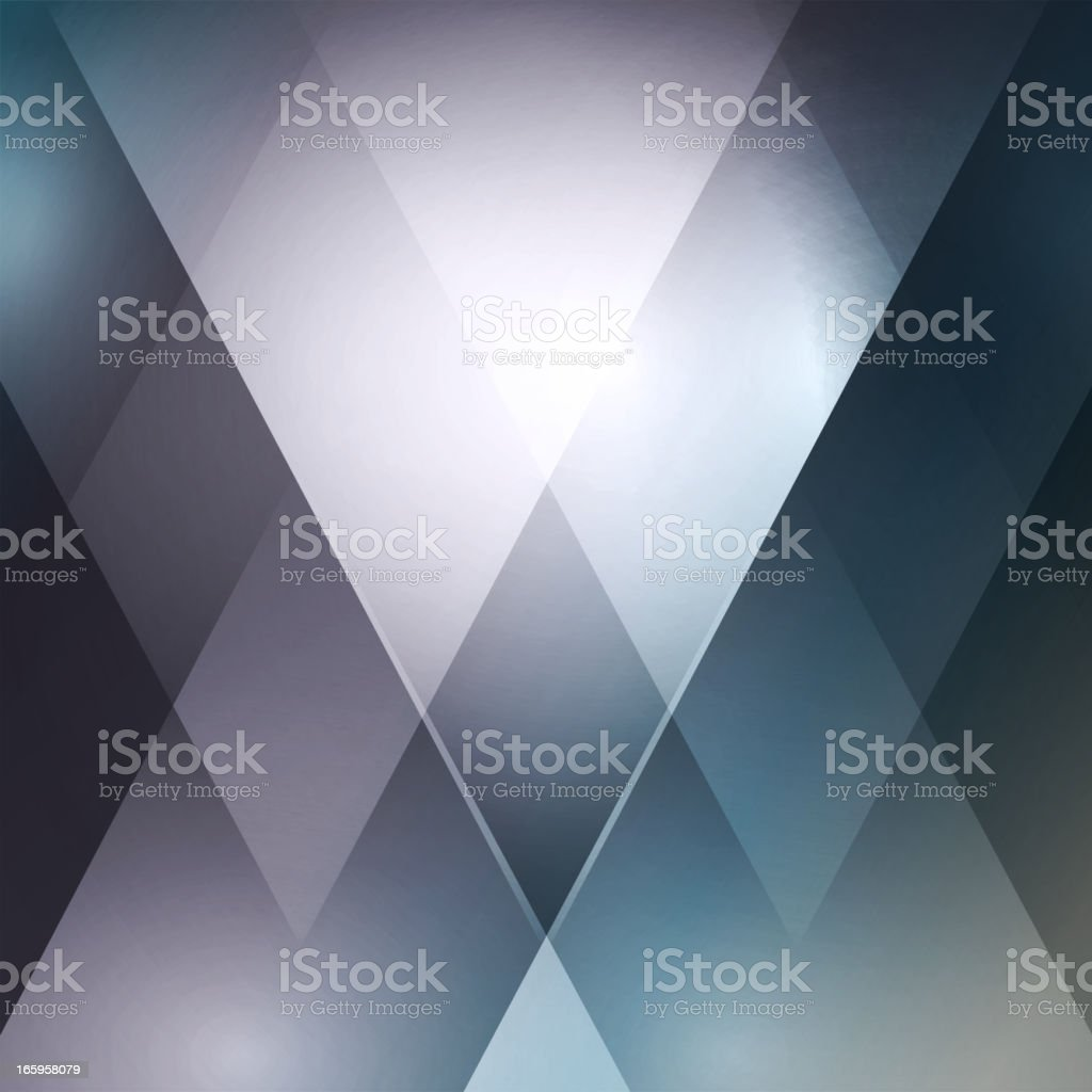 Abstract purple, blue, and white mosaic background royalty-free stock vector art