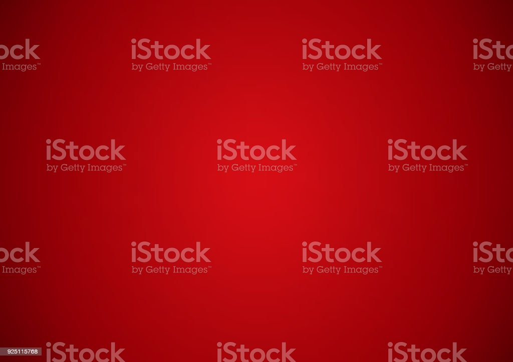 Abstract red background, christmas background vector art illustration