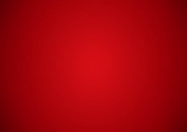 abstract red background, christmas background - цветовой градиент stock illustrations