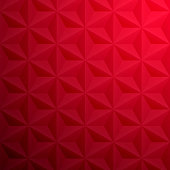 Modern and trendy abstract background. Geometric texture with seamless patterns for your design (colors used: red, black). Vector Illustration (EPS10, well layered and grouped), format (1:1). Easy to edit, manipulate, resize or colorize.