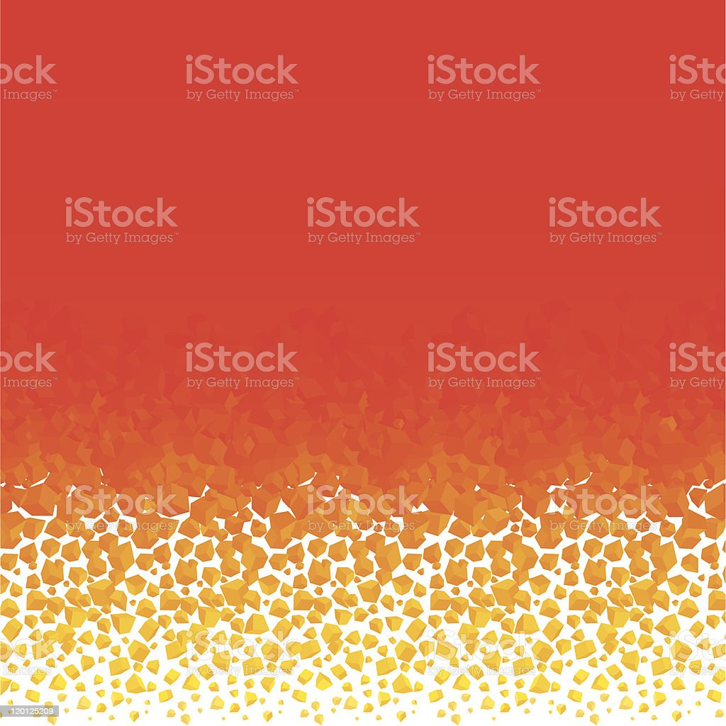 Abstract Red Backgrround royalty-free stock vector art