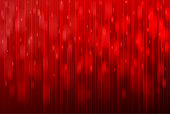 Modern red smooth abstract blurry light vector background