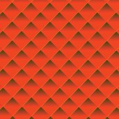 abstract red rhombus pattern background for design.(ai eps10 with transparency effect)