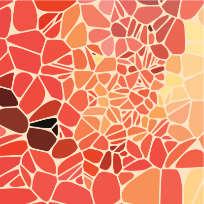 abstract red speckle shape background for design.(ai eps10 with transparency effect)