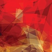 abstract red transparency shape background for design.(ai eps10 with transparency effect)