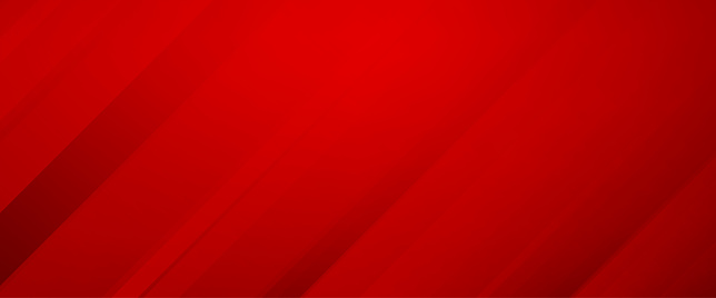 Abstract red vector background with stripes