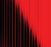 abstract red with black stripe pattern background for design.(ai eps10 with transparency effect)