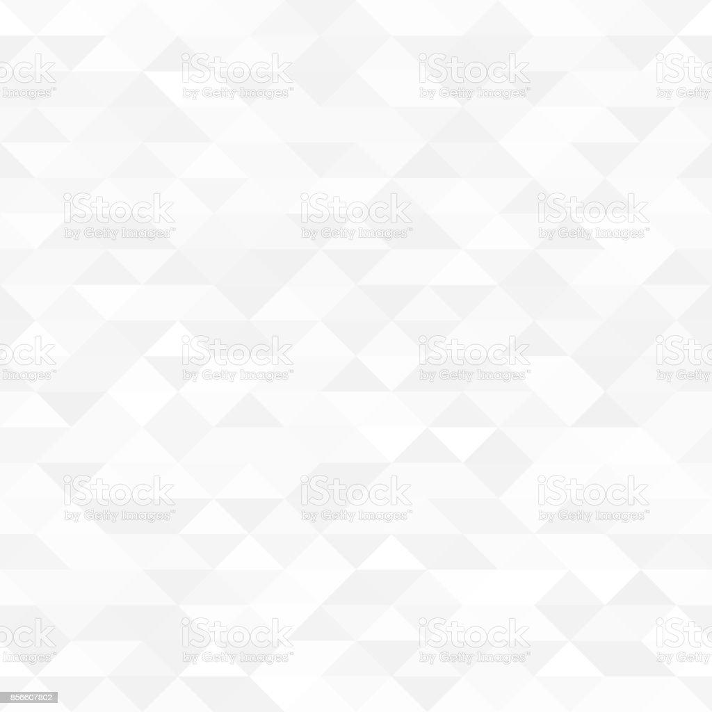 Abstract retro geometric seamless pattern vector art illustration